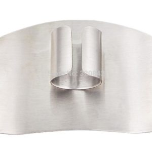 Protège doigts en acier inoxydable