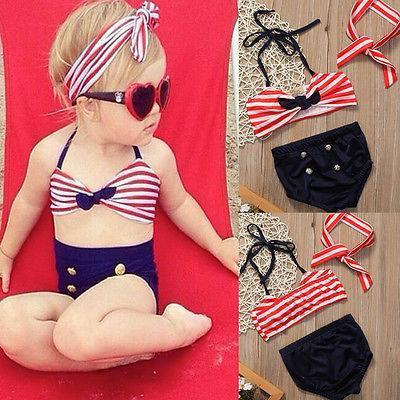 Marilynswimer: Maillot de Bain Petite Fille Le Plus Cute Au Monde