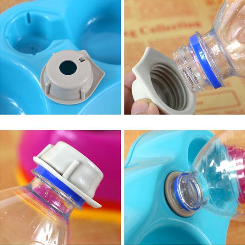 Gamelle avec distributeur d'eau