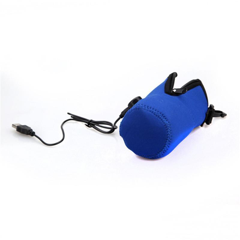 Chauffe-biberon portable