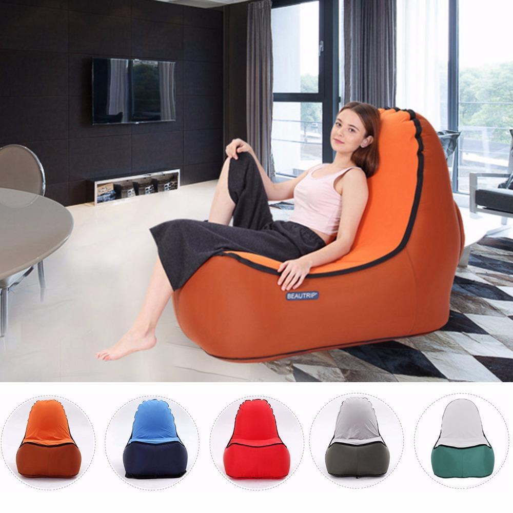 Super fauteuil gonflable