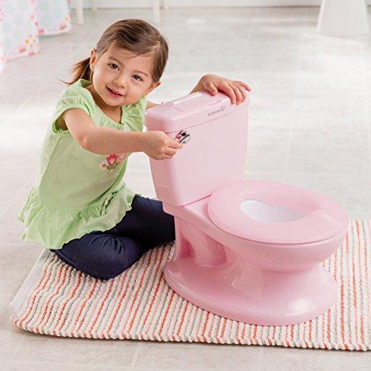 PotyBaby: Super pot-cuvette de toilette pour enfants