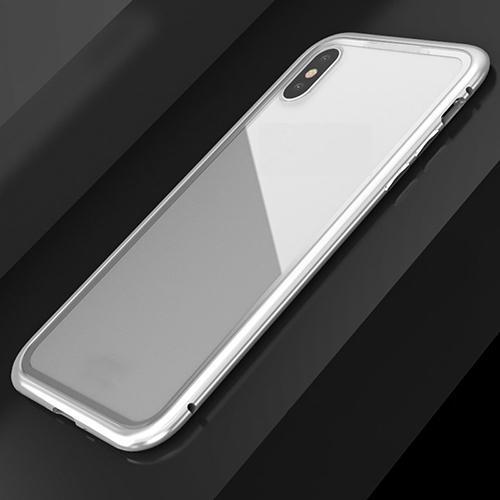 COQUEDELUXE™ : Etui magnétique Luxueux  en verre pour Samsung