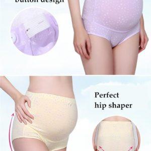 Sous vêtements pour femme enceinte ( 3 pièces )