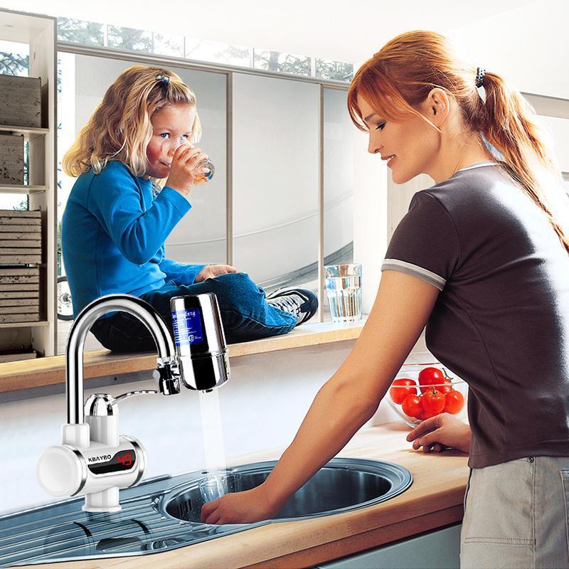Robinet chauffe eau autonome