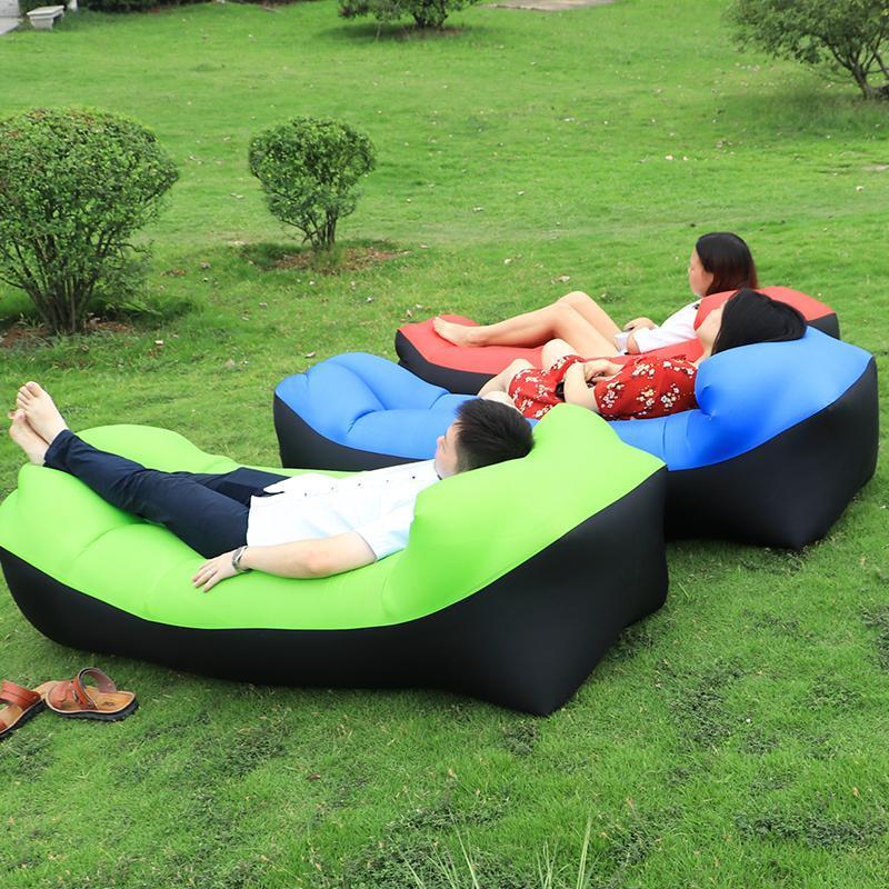 Sofa-canapé gonflable