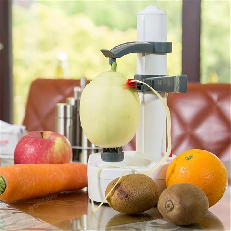 Épluche fruits & légumes électrique