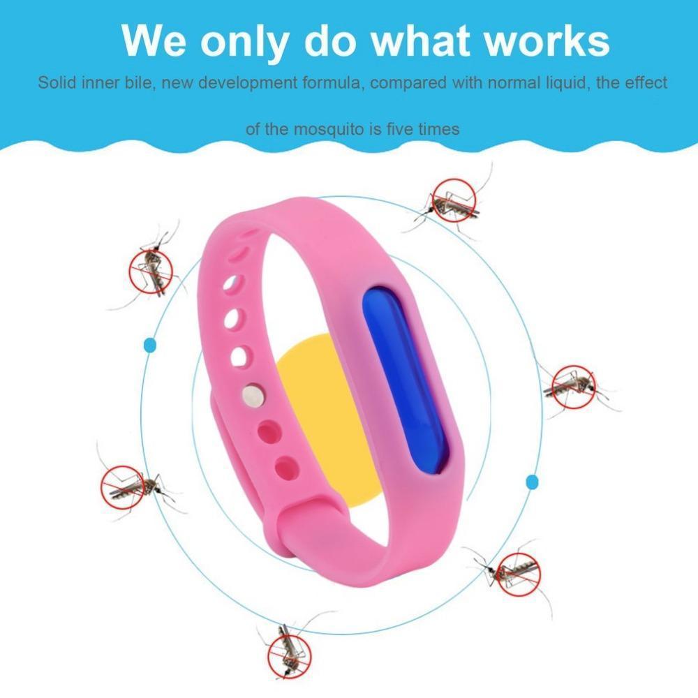 Bramousti : Bracelet anti moustiques efficace
