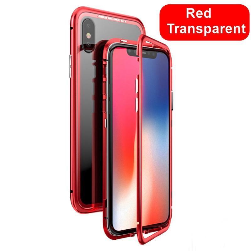 Coque Magnétique De Luxe pour Iphone
