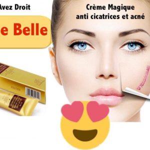 Crème anti vergetures-cicatrices & acné