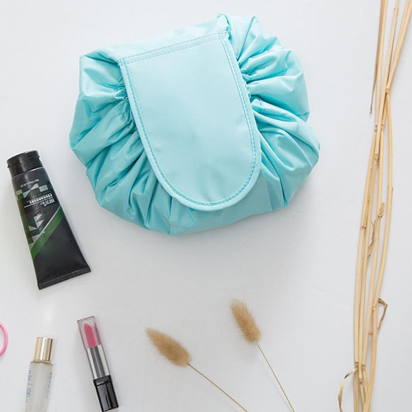 MAKIFLEMMARDS™  Le Sac Makeup De Voyage Pour Les Flemmards