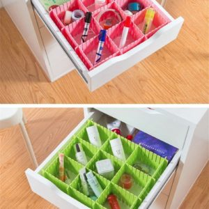 Super organiseur de tiroir ( 4 pièces )