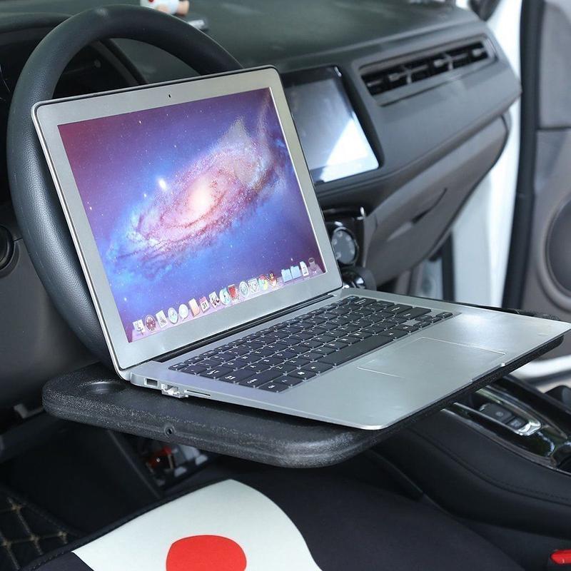 Table de travail multifonction pour voiture