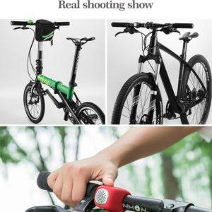 Klaxon électrique pour vélo