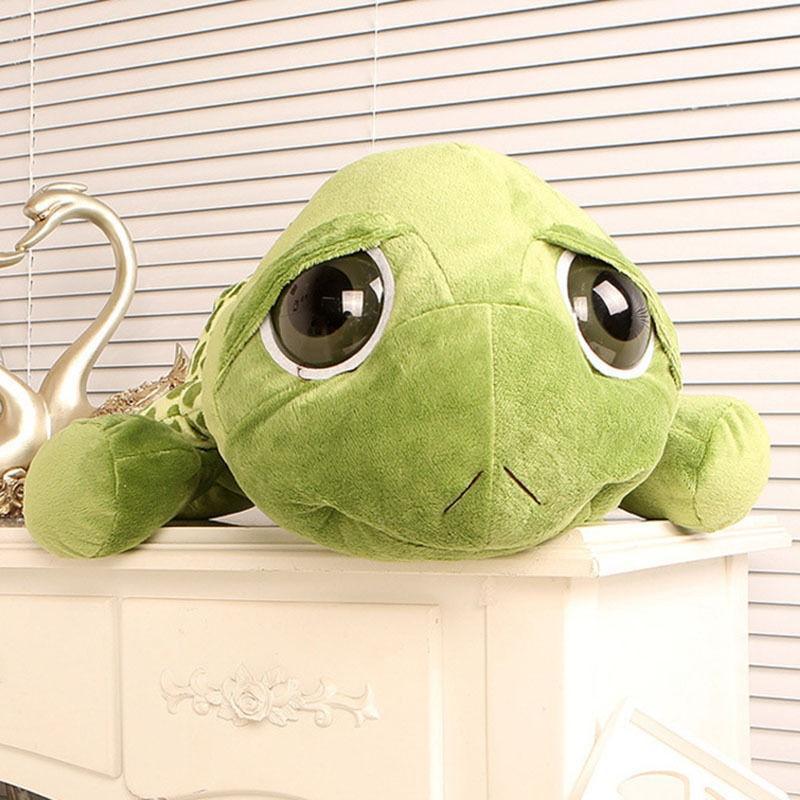 Cute peluche tortue