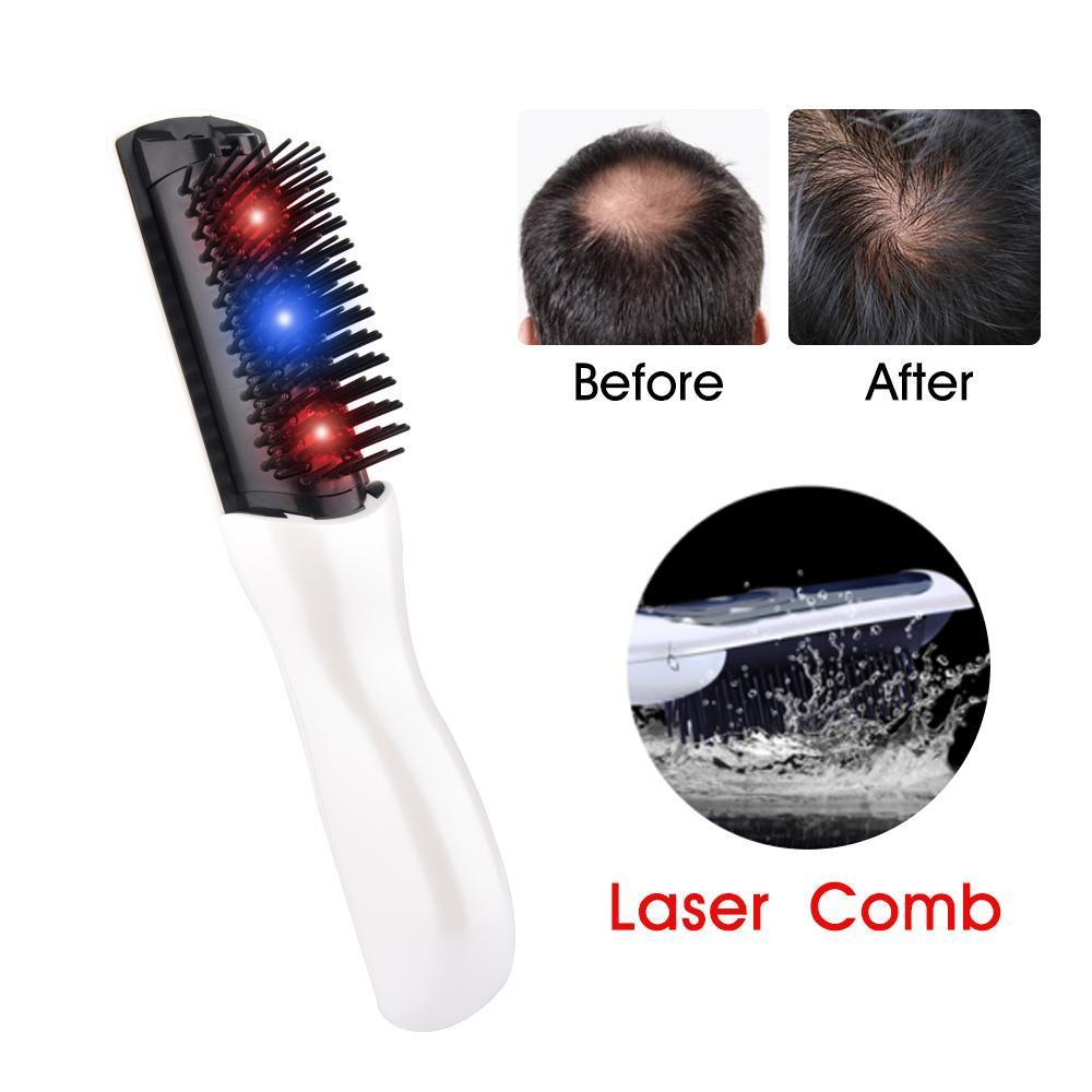 Brosse laser revitalisante