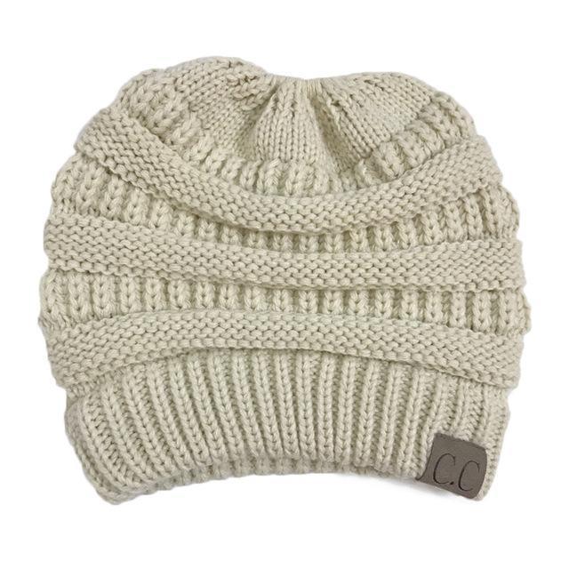 Bonnet tricoté édition 2019