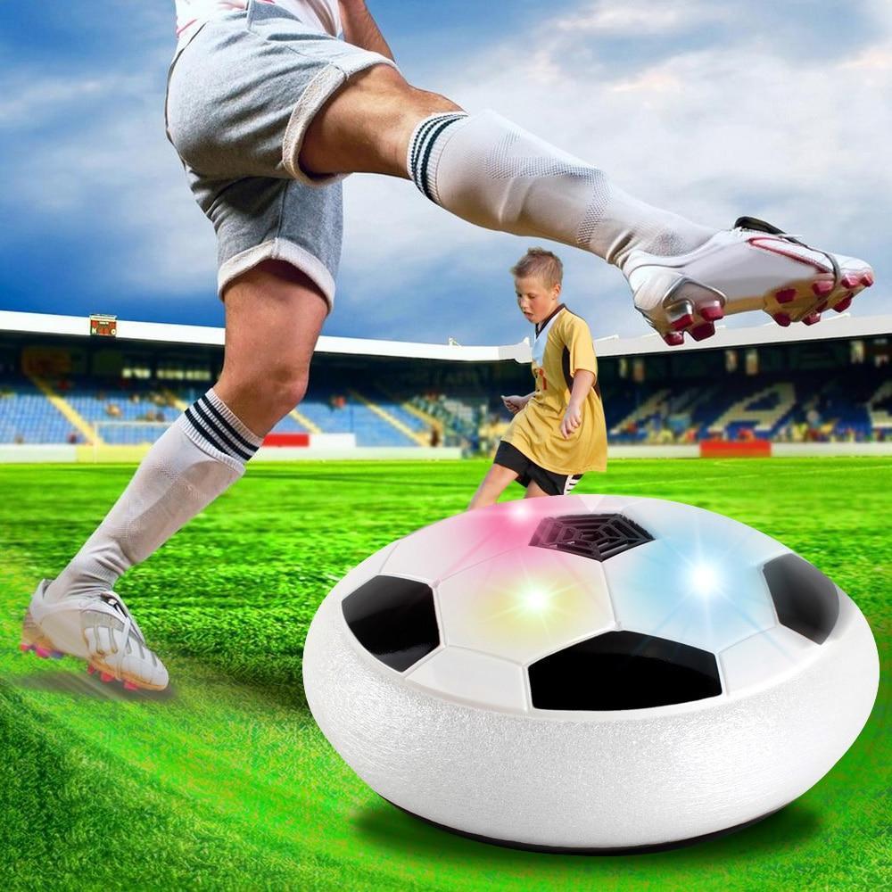 Football air disque amusant