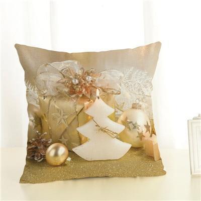 Jolie taie d'oreiller de décoration
