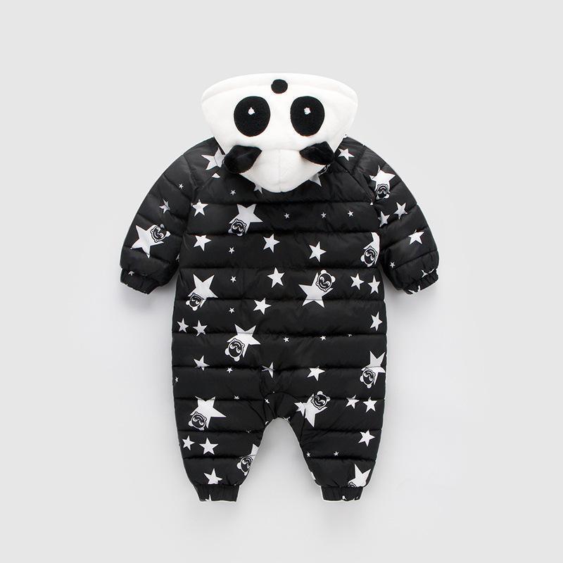 Cute combinaison panda automne & hiver