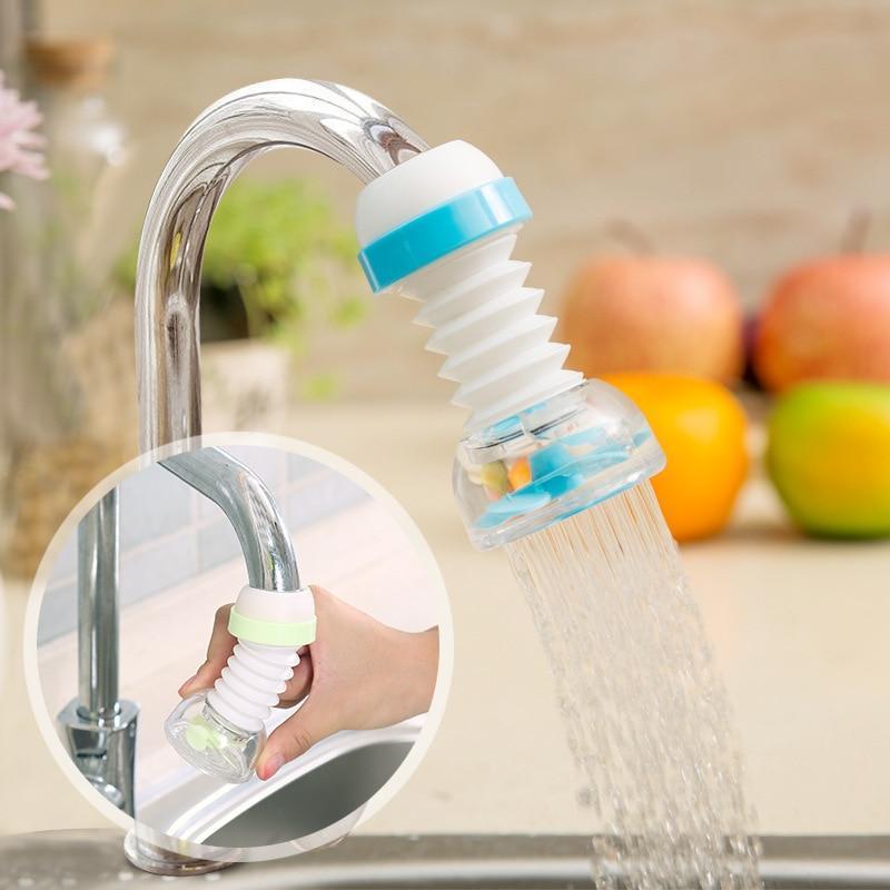 Économiseur d'eau flexible