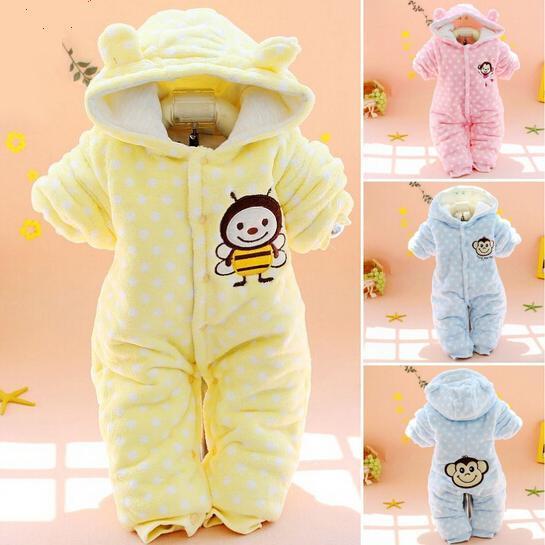 Mignon Pyjama à capuche automne & hiver