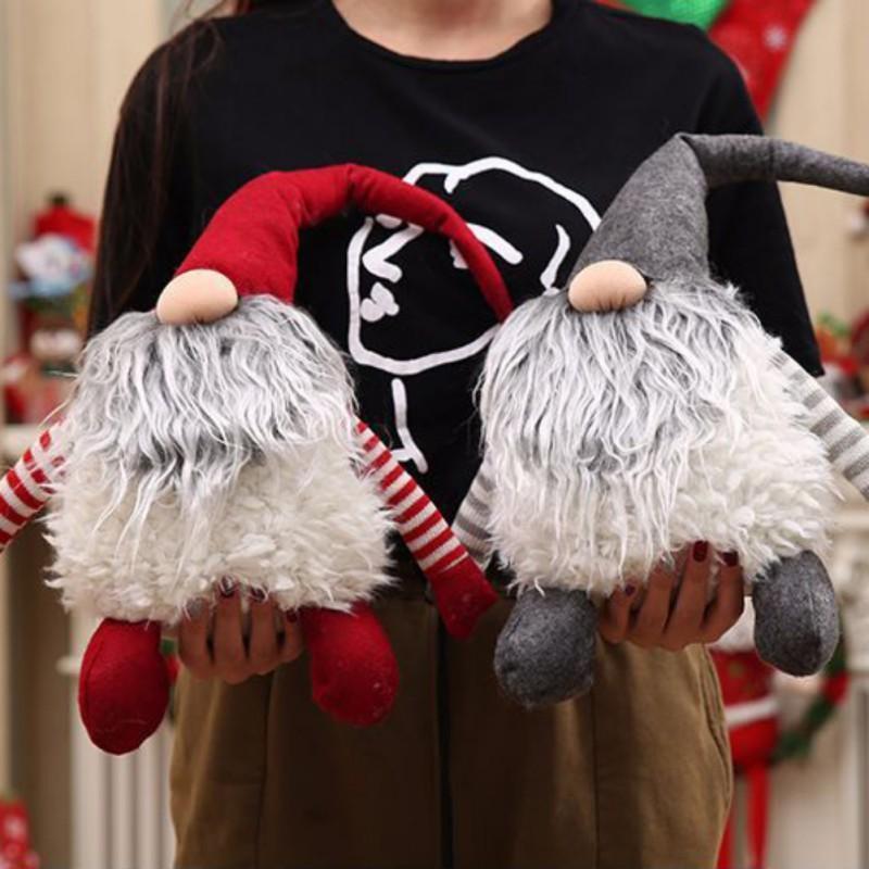 Gnome de décoration de Noël