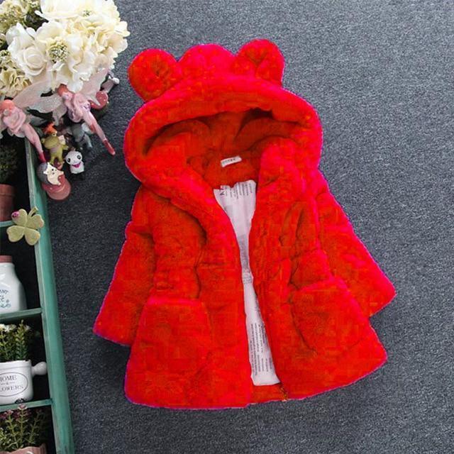 PrincesseCoat: Le Manteau De Super Stars à capuche Pour Petites Filles