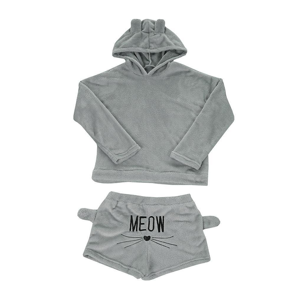 Gato : Pyjama 2 pièces en velours