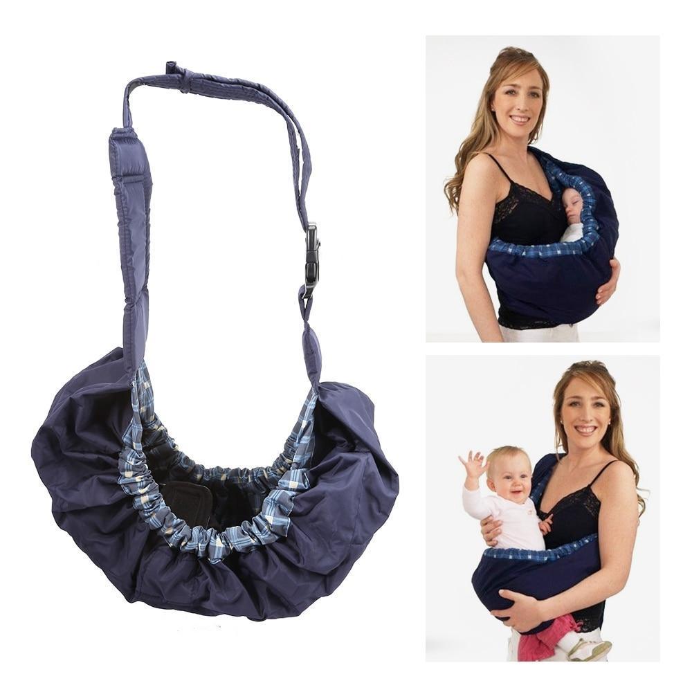 Porte-bébé ergonomique pratique
