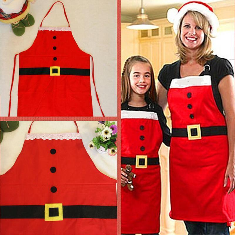 Tablier de cuisine Noël