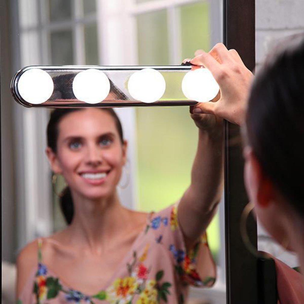 Lampe de miroir maquillage sans fil