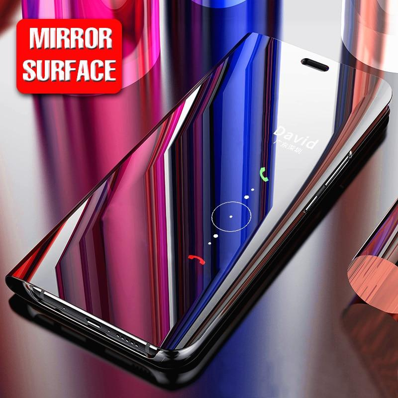 Smart étui miroir ultra-fin pour Samsung