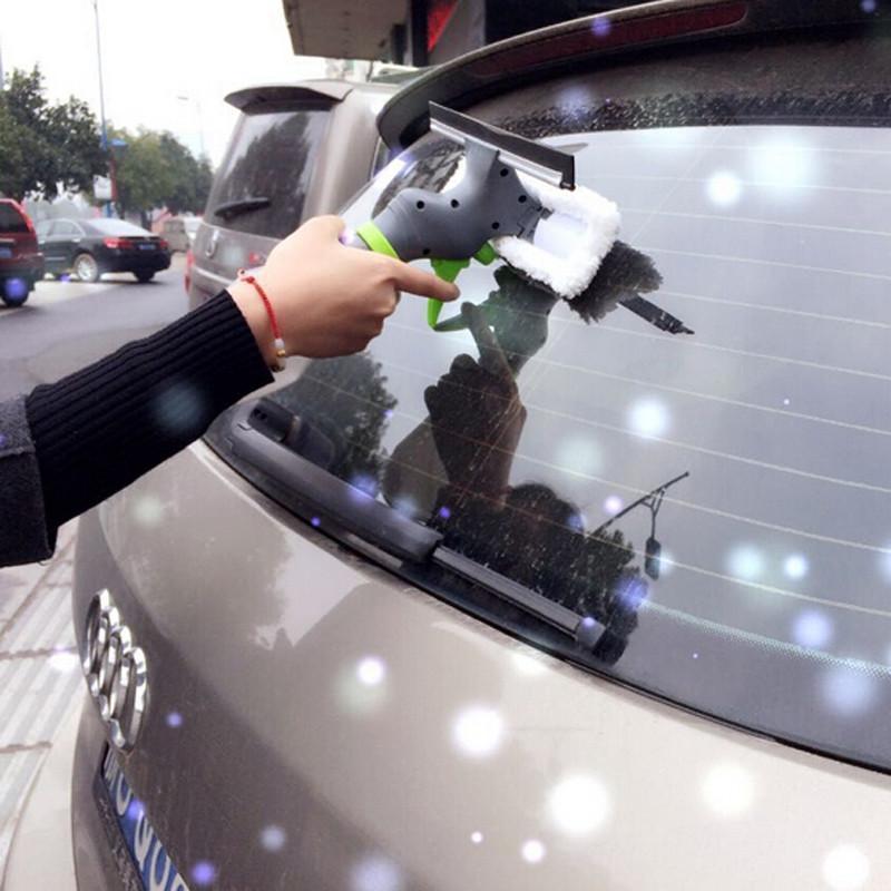 Nettoyant vitres 3 en 1 ultra pratique