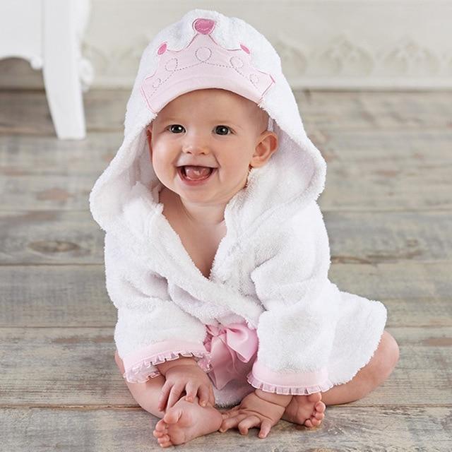 Jolie Robe de chambre bébé