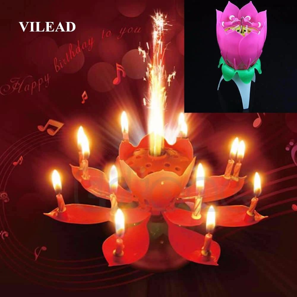 Bougie-fleur d'anniversaire et Les fêtes révolutionnaire