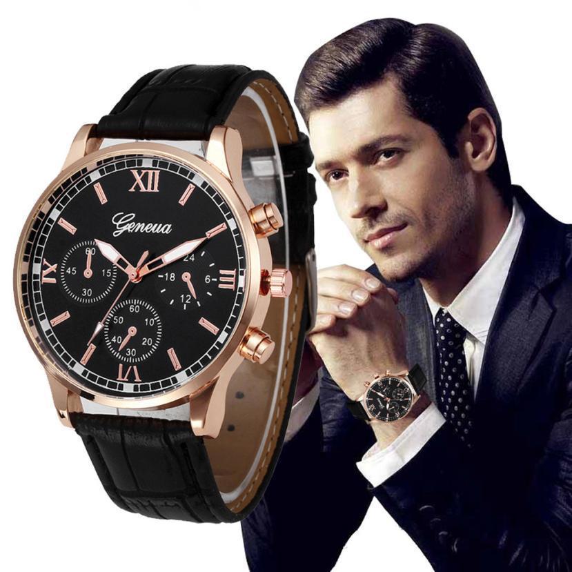 Jolie montre de luxe pour homme