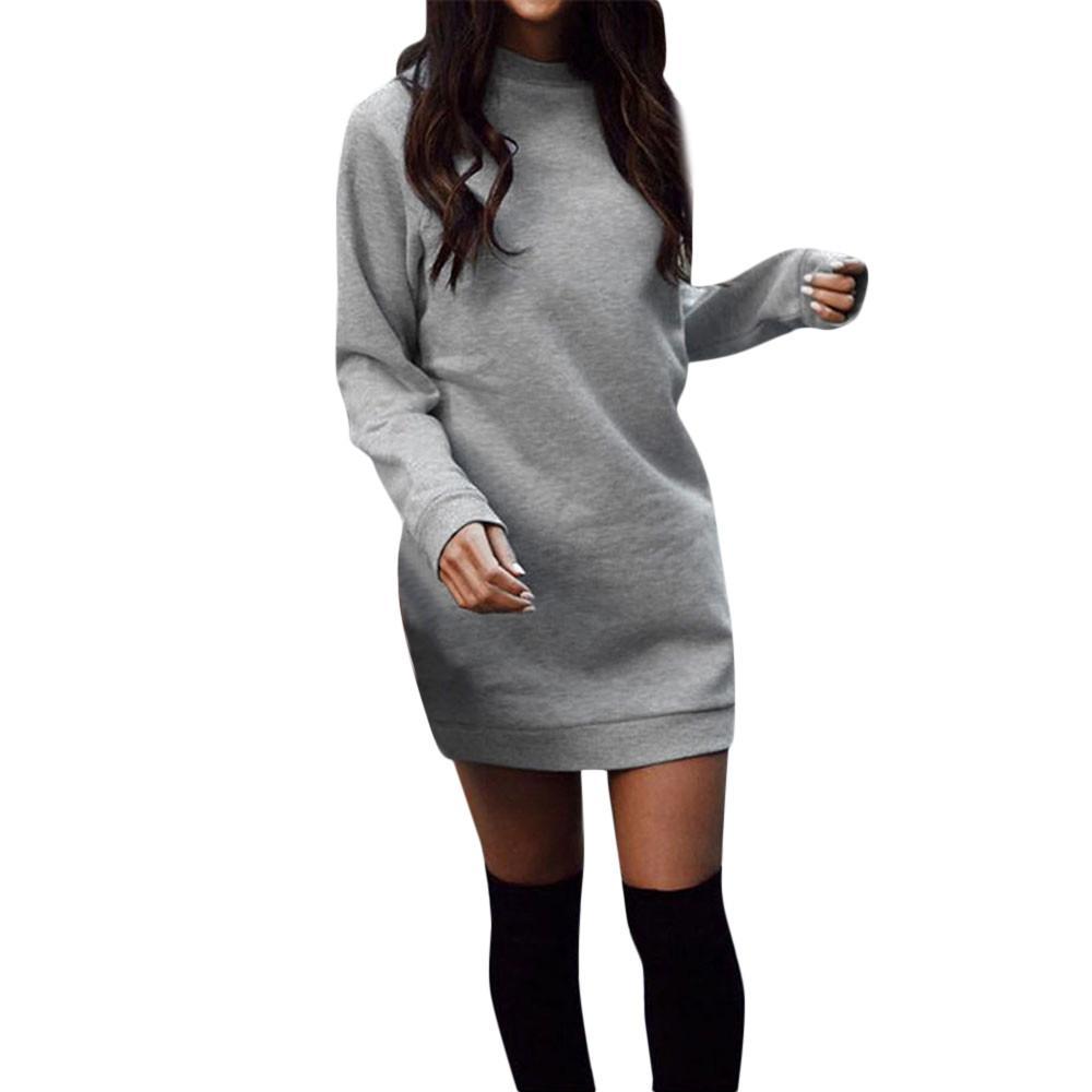 Magnifique robe-pull  édition 2019