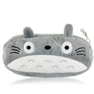 Trousse Totoro en peluche