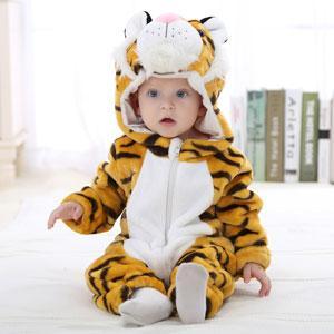 Cute Grenouillère bébé à divers motifs