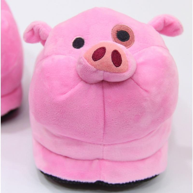 Chaussons Pantoufles Cochon
