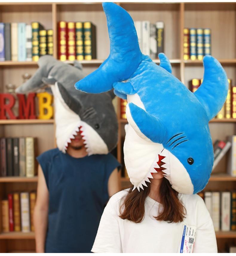 Peluche requin baleine 90 cm