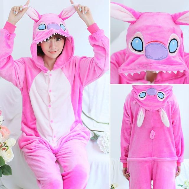 Pyjama combinaison animaux