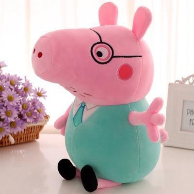 Super peluches Peppa Pig