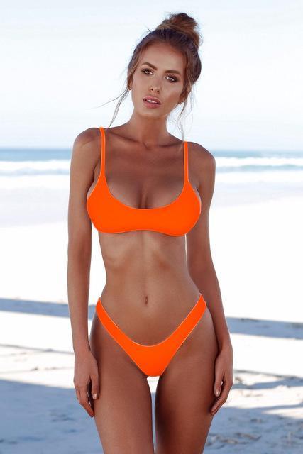 Bikini Brésilien Push Up Sexy