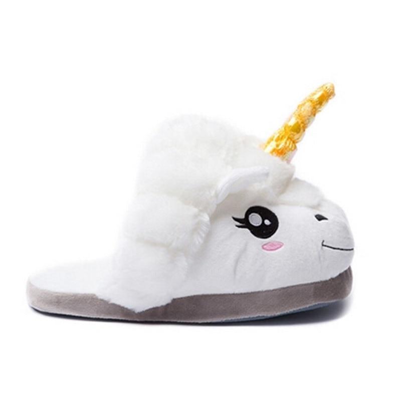 Cute Pantoufles Licorne