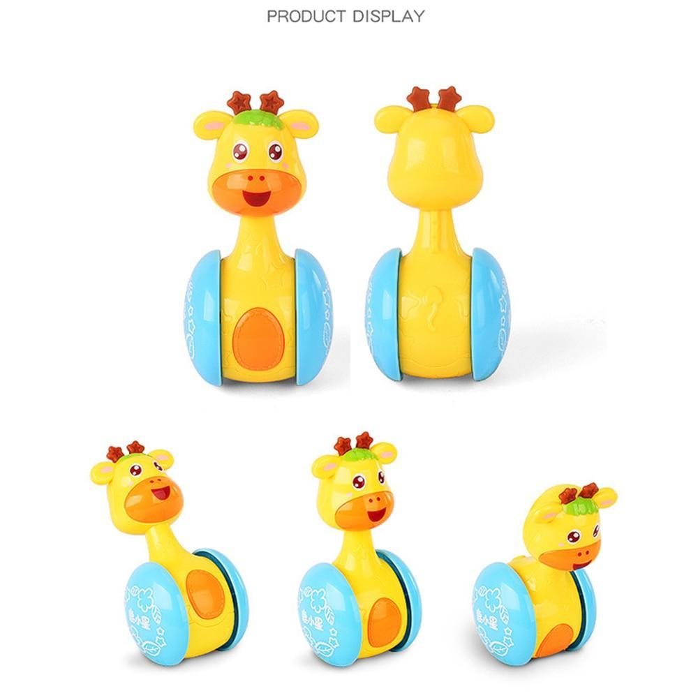 Girafe Rolley Musicale