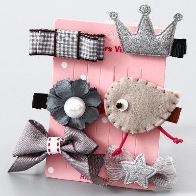 Coffret barrettes pour princesse