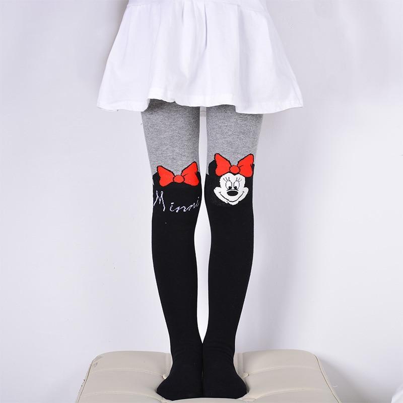 Jolies Jambières chaussettes à motifs