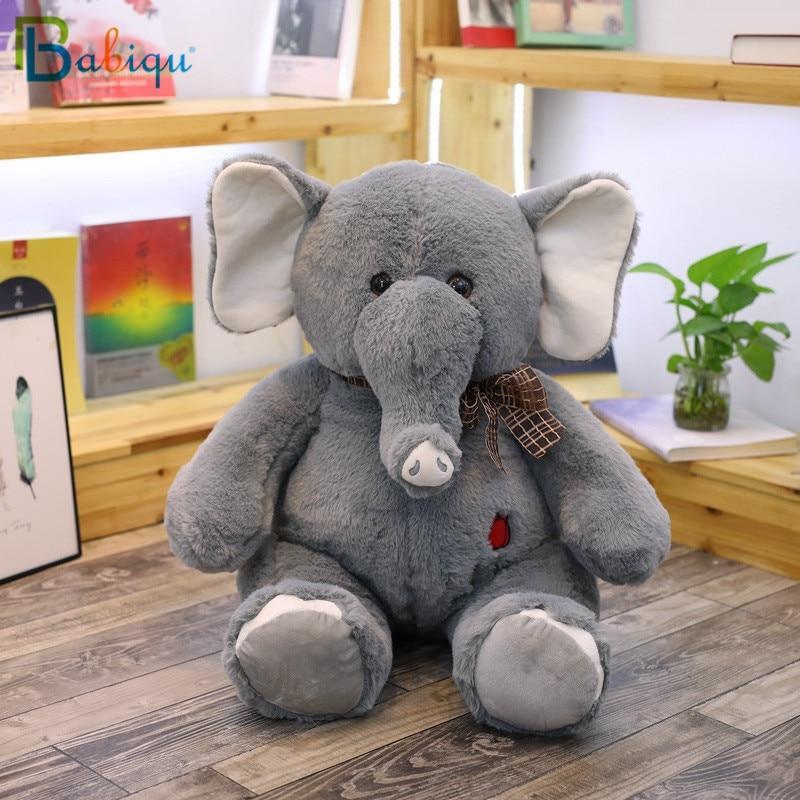 Cute Peluche Éléphant de 45 & 70cm
